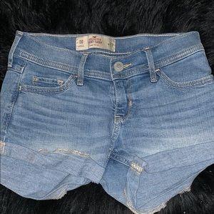 Holister girl shorts